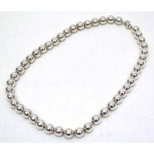 """Tiffany & Co 16"""" Bead Necklace"""